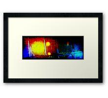 Nomanu #1 - Frames Framed Print