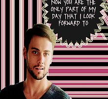 Connor Walsh [The Only Part Of My Day...] by thescudders