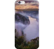 Derwent Valley Sunrise iPhone Case/Skin
