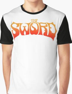 The Sword-Music Graphic T-Shirt
