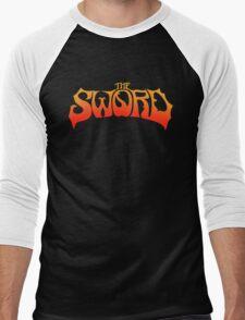 The Sword-Music Men's Baseball ¾ T-Shirt