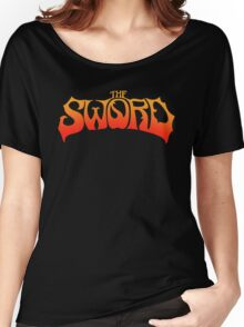 The Sword-Music Women's Relaxed Fit T-Shirt