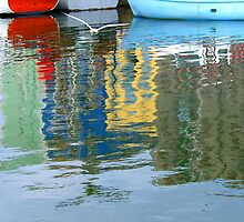 Reflections, Portsmouth by KUJO-Photo