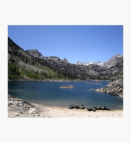 Scenic And Tranquil Photographic Print