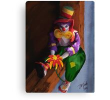 Oh Mabeline! Canvas Print