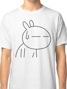 Tuzki 3 - So Tiresome! Classic T-Shirt