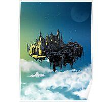 Mirror city Poster