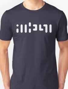 ATHEIST (white) Unisex T-Shirt