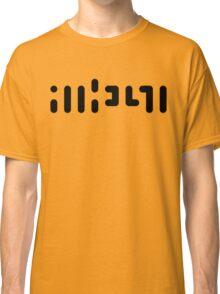 ATHEIST (black) Classic T-Shirt