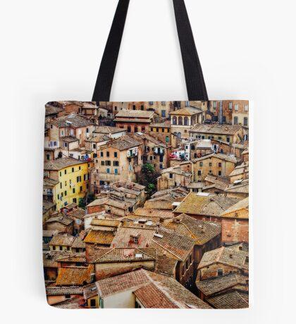 Siena Rooftops Tote Bag