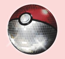 Disco Pokeball by karlangas