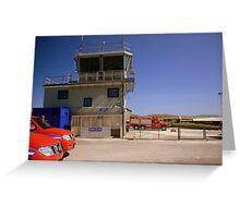 Barra International! Greeting Card