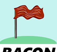 THE UNITED STATES OF BACON by kingporteous