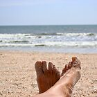 Beach Feet Two  by heatherfriedman