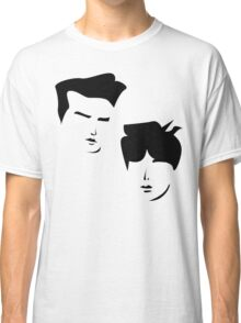 Morrissey and Johnny Marr, The Smiths Classic T-Shirt