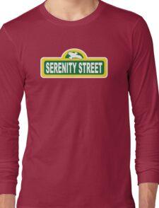 SHINY PLACE Long Sleeve T-Shirt