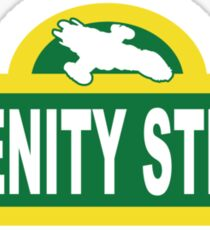 SHINY PLACE Sticker