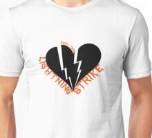Feel The Lightning (Black) Unisex T-Shirt