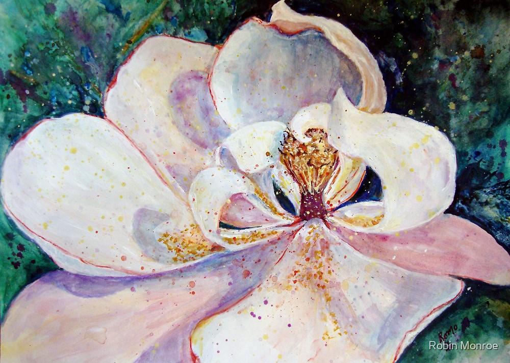 Sweet Magnolia by Robin Monroe