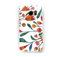 Buds and Flowers Samsung Galaxy Case/Skin
