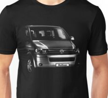 VW T5 Multivan Unisex T-Shirt
