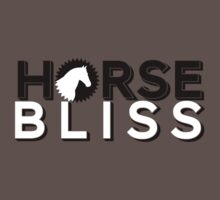 Horsebliss Branded Clothing Baby Tee