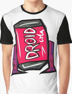 DROID COLA Graphic T-Shirt