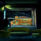 Rear Window by Mark Richards