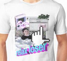 Loser Vaporwave Aesthetics Unisex T-Shirt