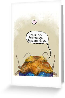 An Inordinate Fondness by Glendon Mellow