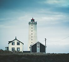 Grotta Lighthouse by Linsey Walker