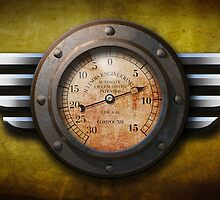 Steam Punk Gauge by Christopher Herrfurth