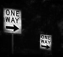One Way by Scott Mitchell