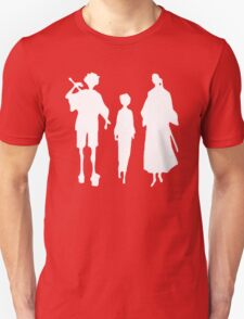 Mugen, Fuu & Jin - Samurai Champloo T-Shirt