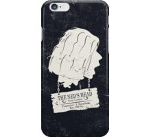 The Ned's Head (White - iPhone Case) iPhone Case/Skin