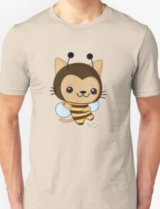 Bee Cat Unisex T-Shirt