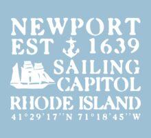 Newport Sailing Capitol by dschmitz99