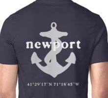 Newport Anchor Unisex T-Shirt