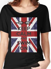 Swim London Women's Relaxed Fit T-Shirt