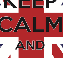 Swim London Sticker