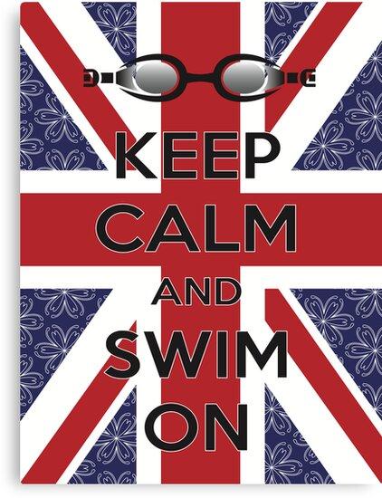 Swim London by jenhash