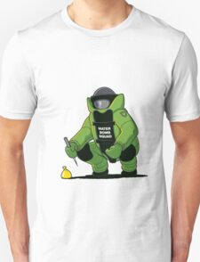 The water bomb squad T-Shirt