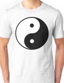 Yin Yang T-Shirt Unisex T-Shirt