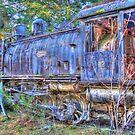 Train 3 by Larry Kohlruss