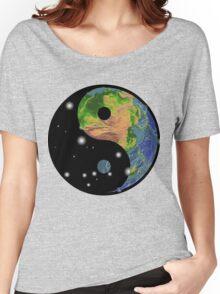 Yin Yang T-Shirt Women's Relaxed Fit T-Shirt
