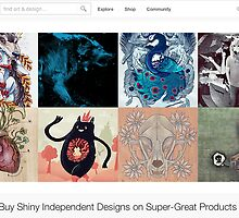 30 May 2012 by The RedBubble Homepage