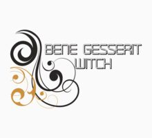 Bene Gesserit Witch by JuniperMe