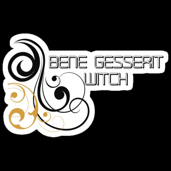 Bene Gesserit Witch by JuniperMe