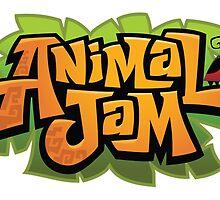 Animal Jam Logo by KaboodleDoodle