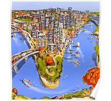 Brisbane dreaming Poster